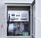 火薬庫用無線式警報装置